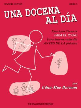 A Dozen a Day Book 3 - Spanish Edition (HL-00404078)