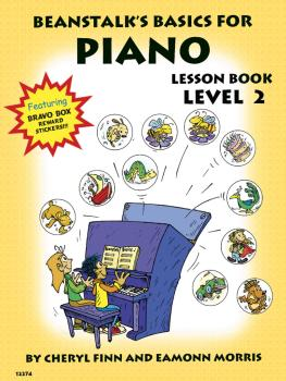 Beanstalk's Basics for Piano (Lesson Book Book 2) (HL-00406418)