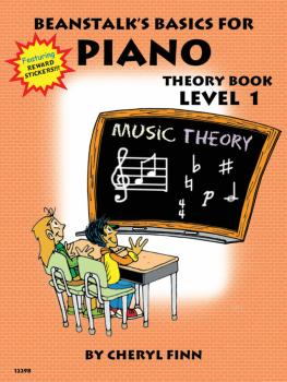 Beanstalk's Basics for Piano (Theory Book Book 1) (HL-00406440)