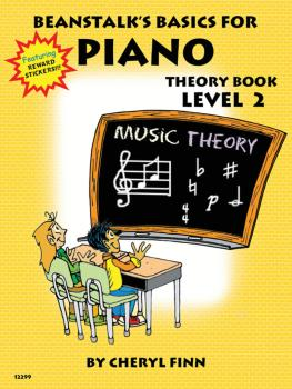 Beanstalk's Basics for Piano (Theory Book Book 2) (HL-00406441)