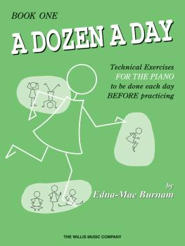 A Dozen a Day Book 1 (HL-00413366)