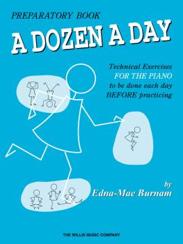 A Dozen a Day Preparatory Book (HL-00414222)
