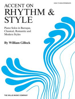 Accent on Rhythm & Style: Early to Mid-Intermediate Level (HL-00415165)