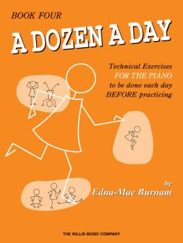 A Dozen a Day Book 4 (HL-00415686)