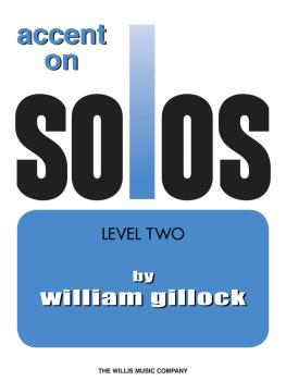 Accent on Solos Book 2 (HL-00416214)