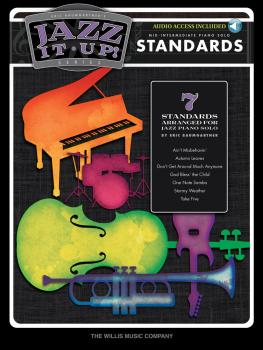 Eric Baumgartner's Jazz It Up! - Standards - Book/CD: Mid-Intermediate (HL-00416903)