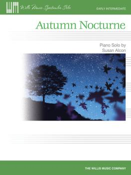 Autumn Nocturne: Early Intermediate Level (HL-00416943)