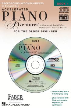 Accelerated Piano Adventures for the Older Beginner: Lesson Book 1 2-C (HL-00420083)