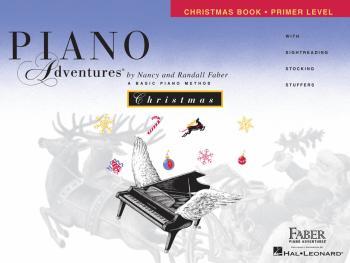 Primer Level - Christmas Book (Piano Adventures®) (HL-00420205)