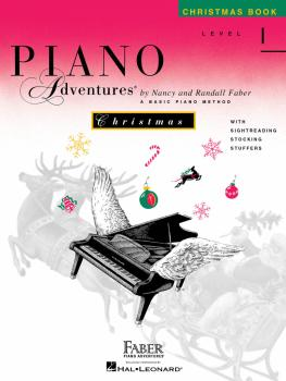 Level 1 - Christmas Book (Piano Adventures®) (HL-00420206)
