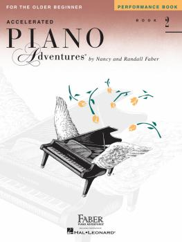 Accelerated Piano Adventures for the Older Beginner (Performance Book  (HL-00420232)