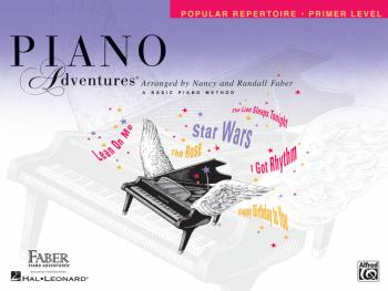 Primer Level - Popular Repertoire Book (Piano Adventures®) (HL-00420234)