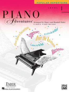 Level 1 - Popular Repertoire Book (Piano Adventures®) (HL-00420235)