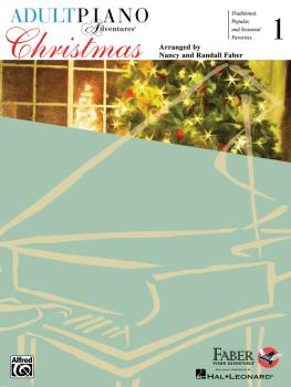 Adult Piano Adventures Christmas - Book 1 (HL-00420248)