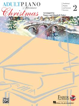 Adult Piano Adventures Christmas - Book 2 (HL-00420249)
