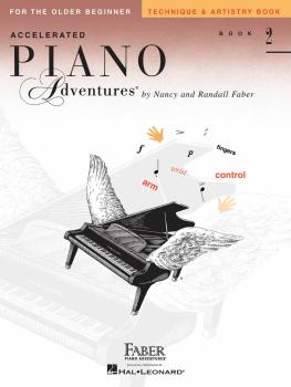 Accelerated Piano Adventures for the Older Beginner: Technique & Artis (HL-00420265)