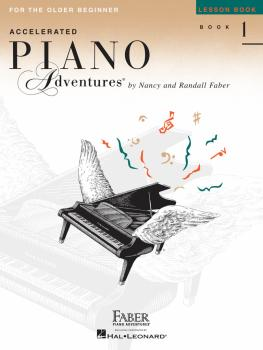 Accelerated Piano Adventures for the Older Beginner - Lesson Book 1, I (HL-00420308)