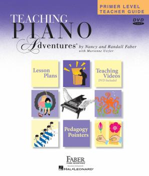 Primer Level - Teacher Guide (Piano Adventures®) (HL-00420327)