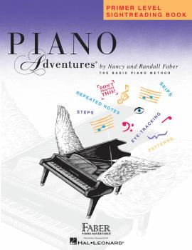 Primer Level - Sightreading Book (Piano Adventures®) (HL-00420328)