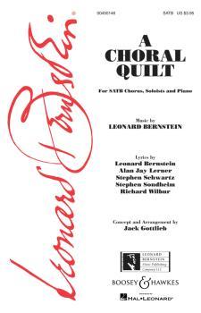 A Choral Quilt (HL-00450146)