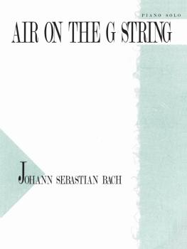 Air on the G String (Air from Suite in D) (HL-00490344)