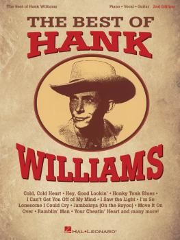 The Best of Hank Williams - 2nd Edition (HL-00490475)
