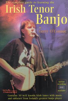 The Complete Guide to Learning the Irish Tenor Banjo (HL-00634036)