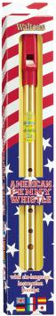 American Penny Whistle (with Six Language Instruction Booklet) (HL-00634093)