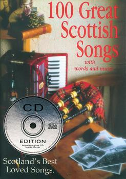 100 Great Scottish Songs: Scotland's Best Loved Songs (HL-00634188)
