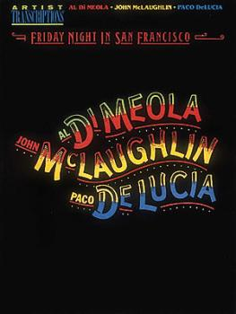 Al Di Meola, John McLaughlin and Paco DeLucia - Friday Night in San Fr (HL-00660115)