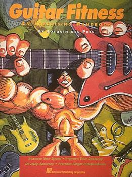 Guitar Fitness - An Exercising Handbook (HL-00660328)