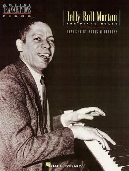 Jelly Roll Morton - The Piano Rolls (Piano Solo) (HL-00672433)