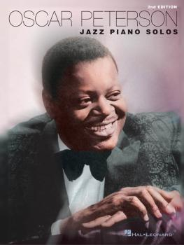 Oscar Peterson - Jazz Piano Solos, 2nd Edition (HL-00672542)