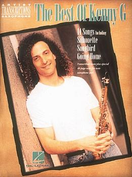 Best of Kenny G: Soprano, Alto, and Tenor Saxophone (HL-00673239)