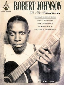 Robert Johnson - The New Transcriptions (HL-00690271)