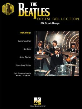 The Beatles Drum Collection (HL-00690402)
