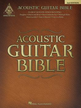 Acoustic Guitar Bible (HL-00690432)