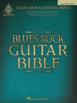 Blues-Rock Guitar Bible (HL-00690450)