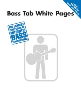 Bass Tab White Pages (HL-00690508)