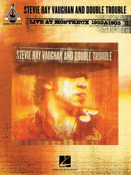 Stevie Ray Vaughan and Double Trouble - Live at Montreux 1982 & 1985 (HL-00690550)