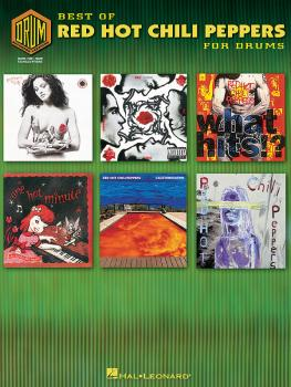 Best of Red Hot Chili Peppers for Drums (HL-00690587)