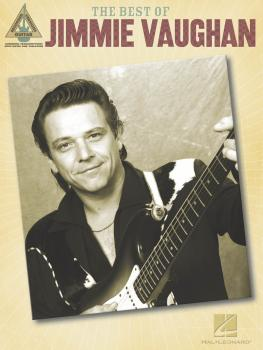 The Best of Jimmie Vaughan (HL-00690690)