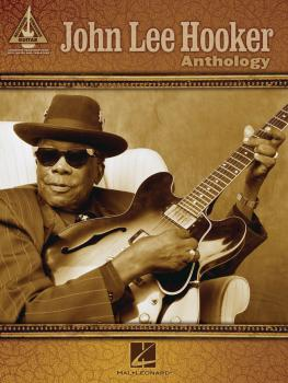 John Lee Hooker Anthology (HL-00690793)