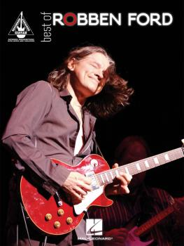 Best of Robben Ford (HL-00690805)