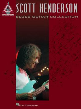 Scott Henderson - Blues Guitar Collection (HL-00690841)