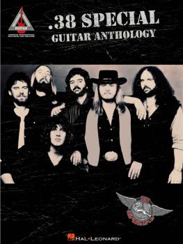 .38 Special Guitar Anthology (HL-00690988)