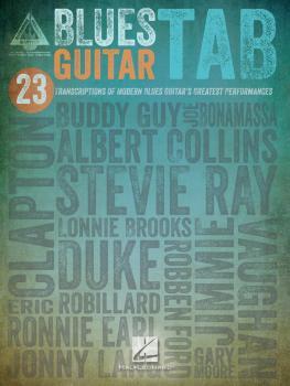 Blues Guitar Tab (HL-00691093)