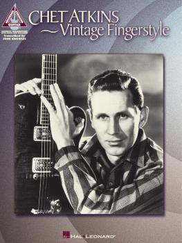Chet Atkins - Vintage Fingerstyle (HL-00694878)
