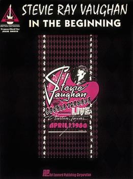 Stevie Ray Vaughan - In the Beginning* (HL-00694879)