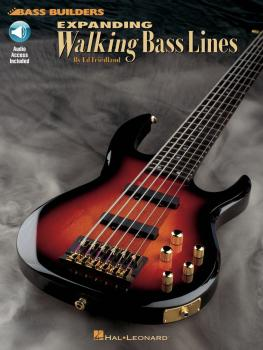 Expanding Walking Bass Lines (HL-00695026)